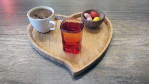 Around turkish coffee