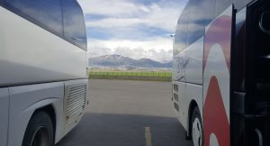 Have a good trip by bus in Turkey!