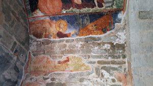 Trabzon Ayasofya frescoes