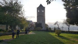 Trabzon Ayasofya Bell Tower
