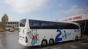 Travelling by bus in Turkey: short guide for beginners