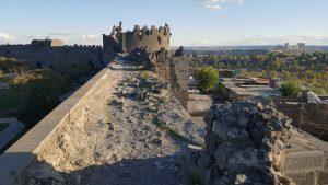 "Diyarbakır castle or ""Black Fortress"" (Kara Kale)"