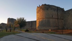 "Diyarbakır castle or ""Black Fortress"" (Kara Kale)"