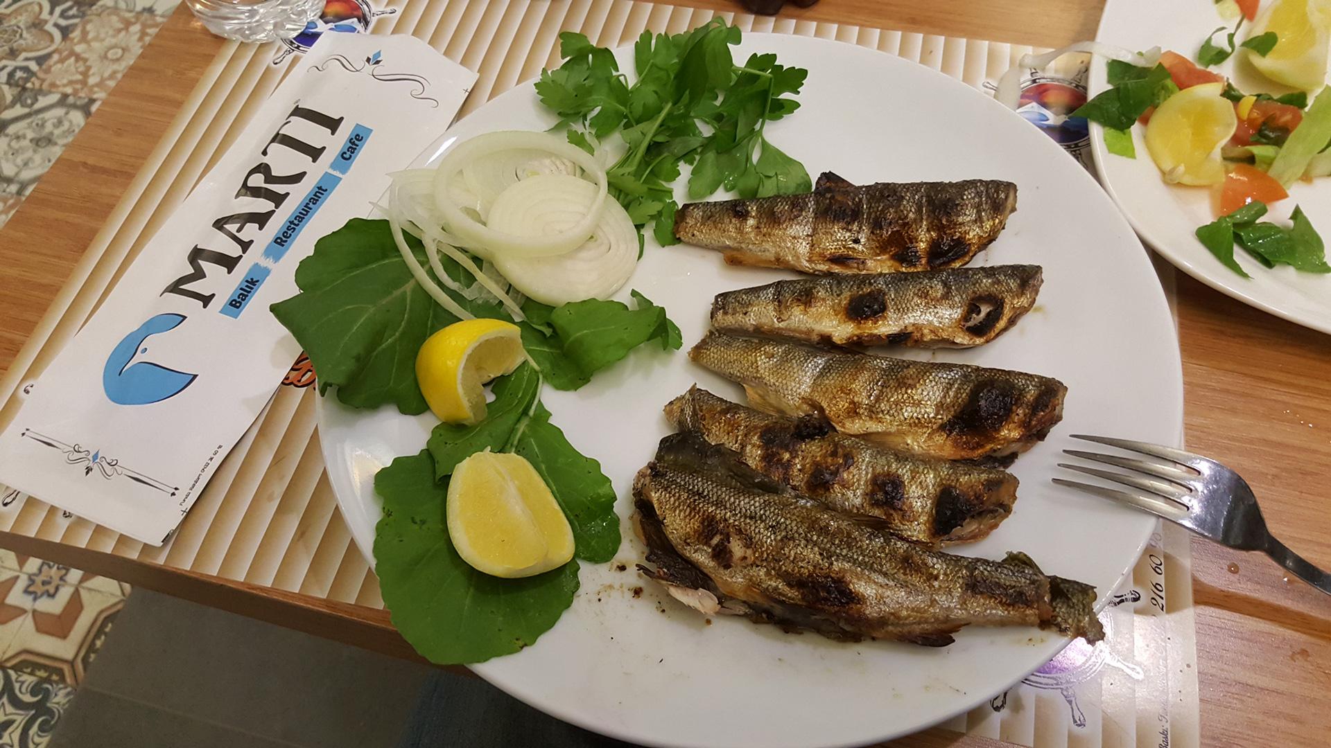 Жемчужная кефаль (İnci Kefali): уникальная рыба из озера Ван