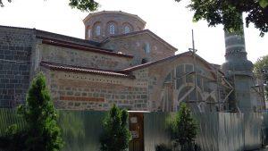 Former Panagia Khrysokephalos Church