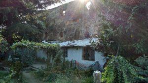Inside of Trabzon Kalesi