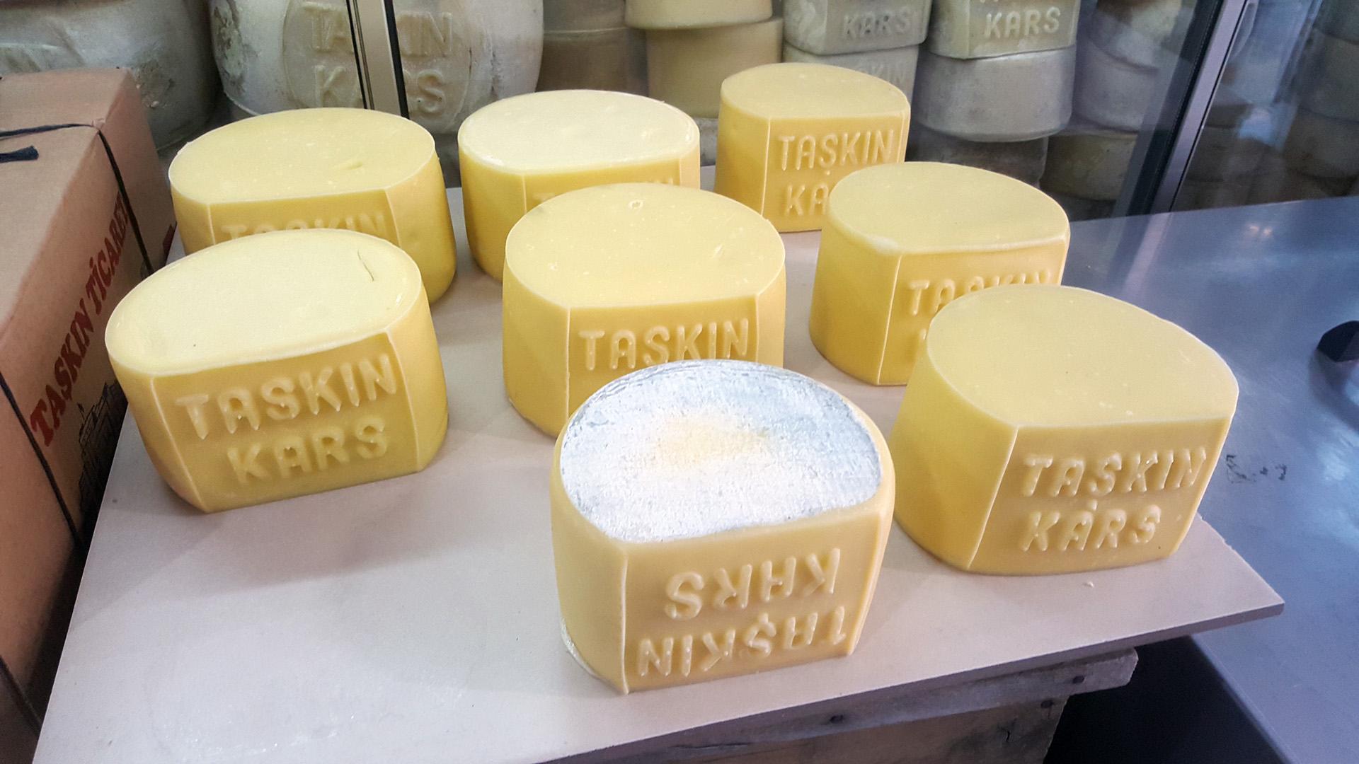 "Kars: unnofficial ""cheese capital"" of Turkey"