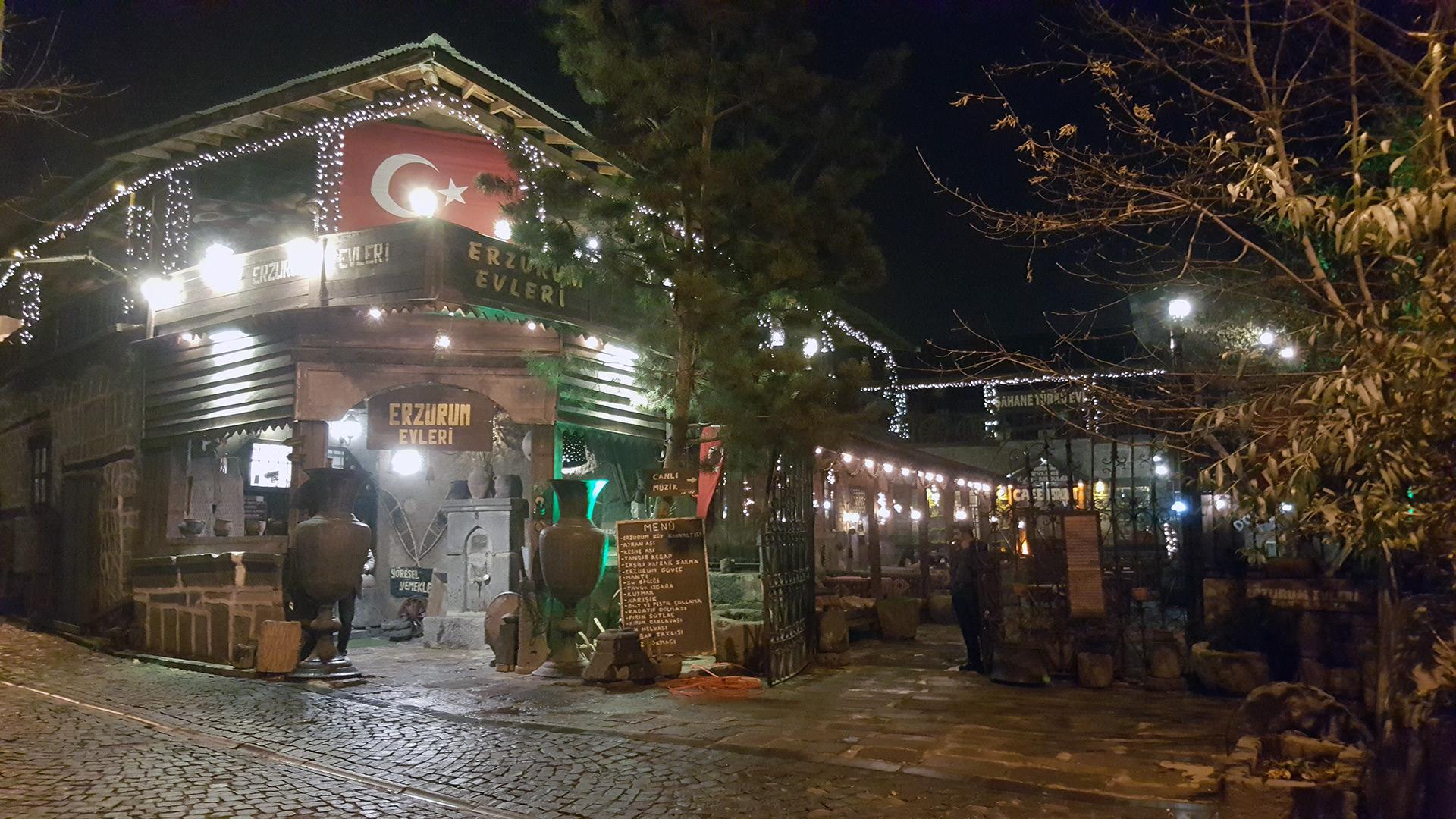 """Erzurum Evleri: этнический ресторан в Эрзуруме, """"маст визит"""""""