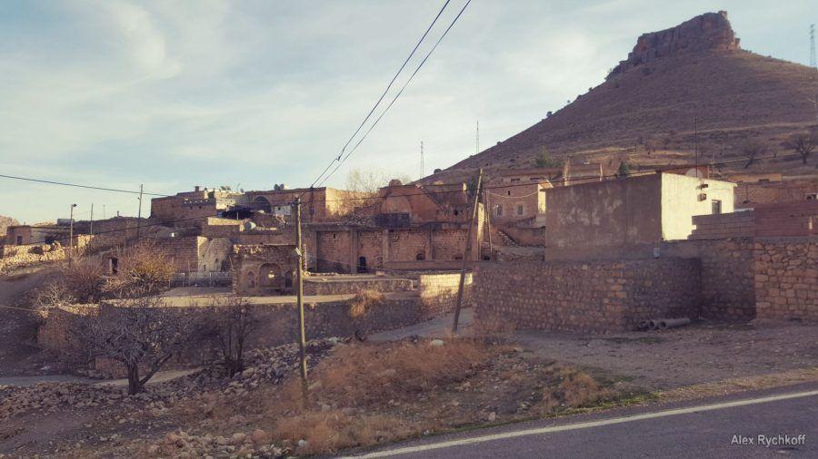Eskikale village