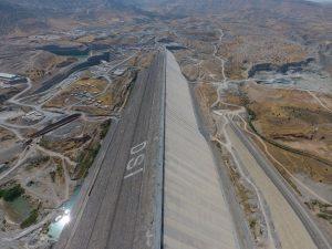 The Ilisu dam
