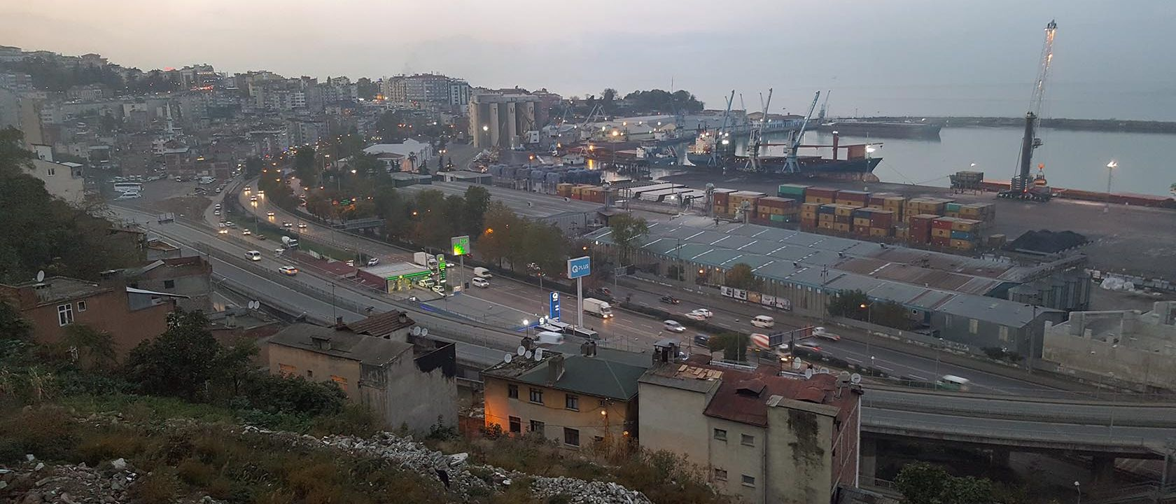 """Трабзон: неофициальная """"столица"""" черноморской Турции"""