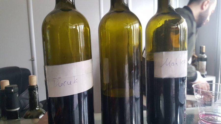 Sahra Süryani Şarap Evi