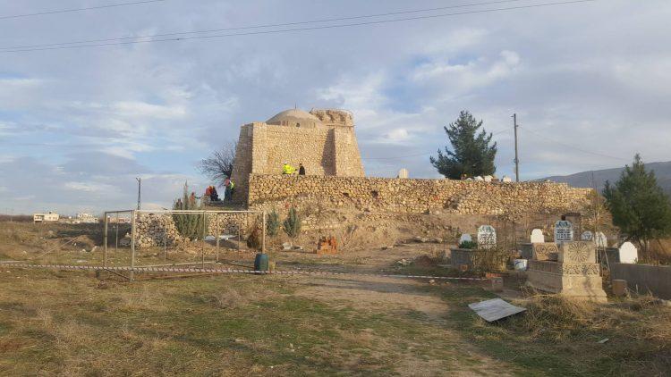 Завия имама Абдуллы в Хасанкейфе