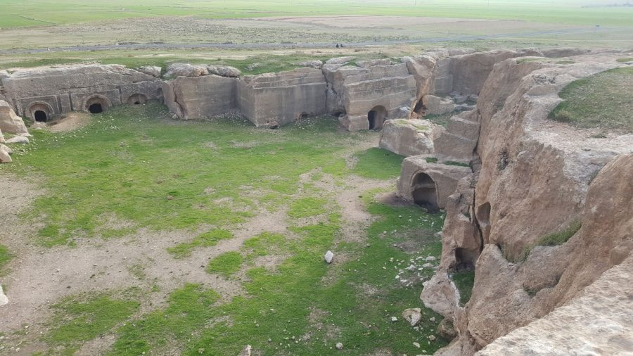 Интересно, как оно выглядело 1400 лет назад?