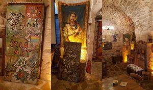 İzla Art Cafe (Süryani Kültür Merkezi)