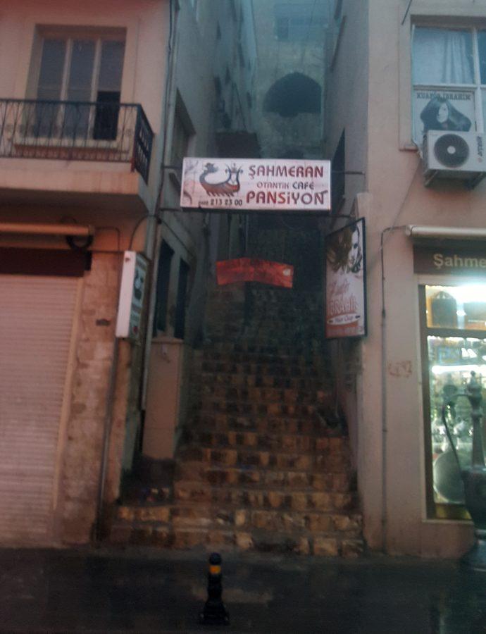 How to find Bizmar Kültür Cafe
