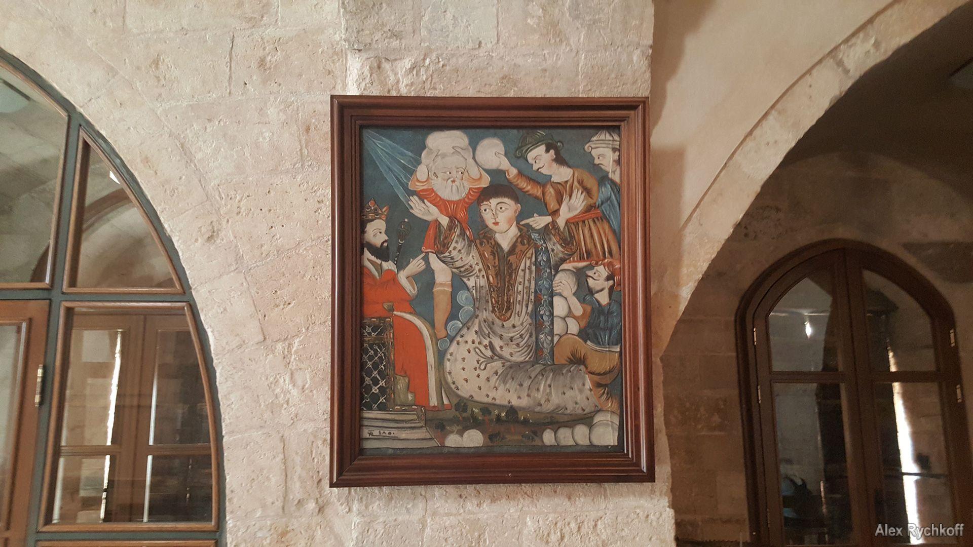 Современное ассирийское религиозное искусство