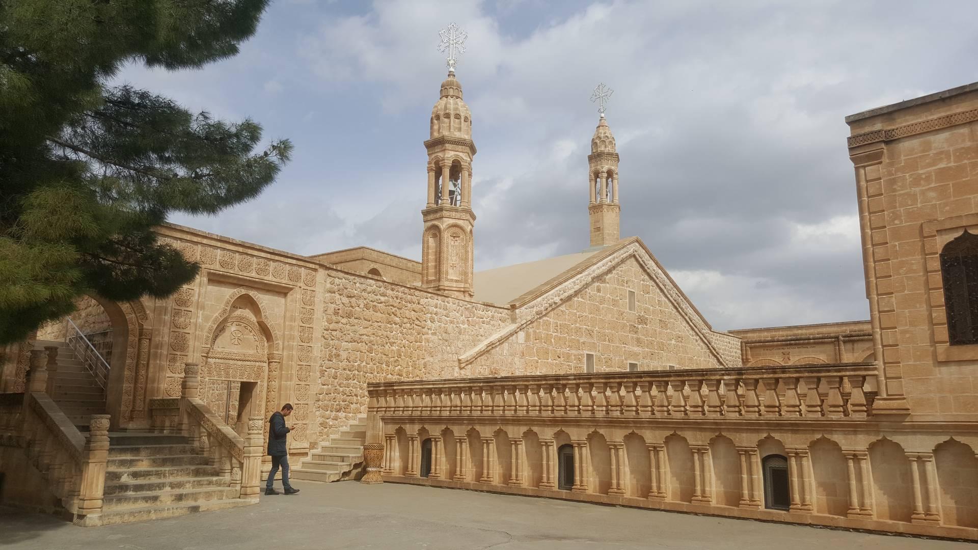 Ассирийский православный монастырь Мор-Габриэль