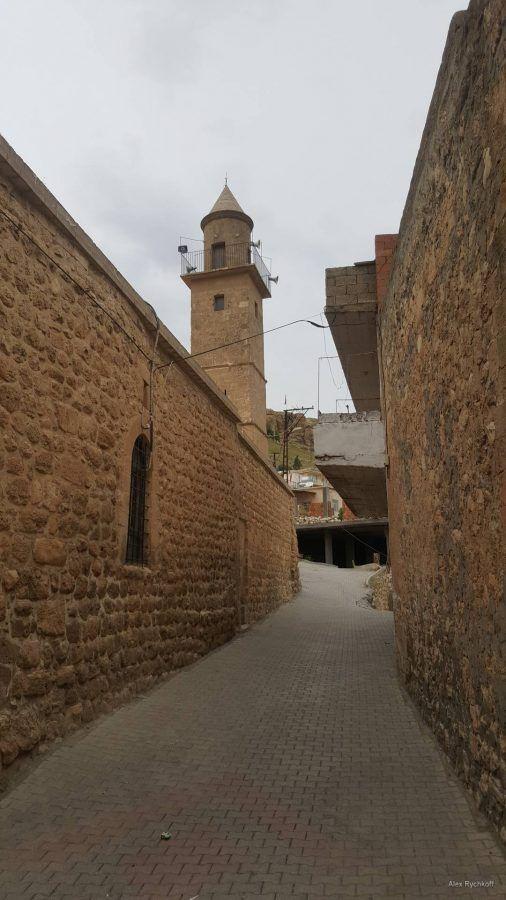 Old mosque (Eski camii)