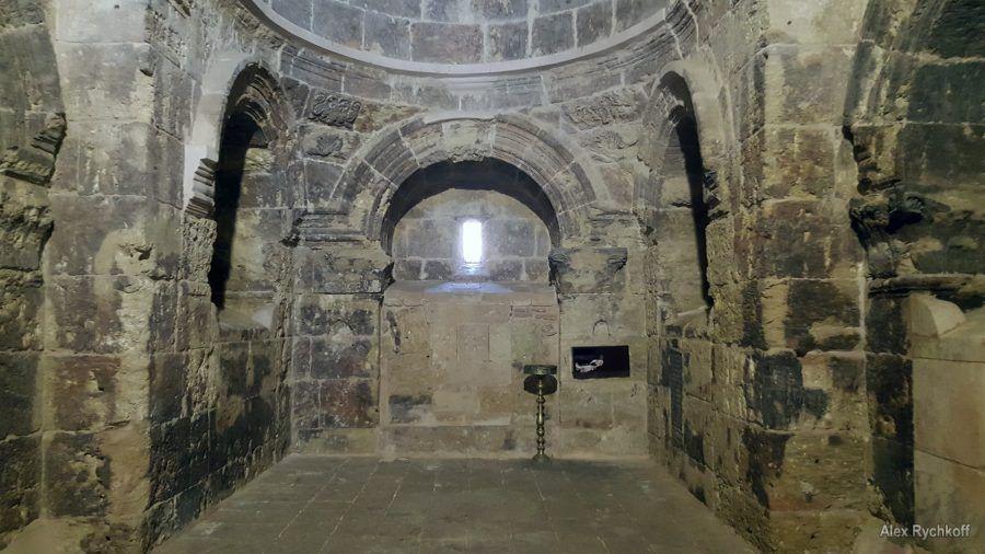 The House of the Saints (Beyt Kadise)