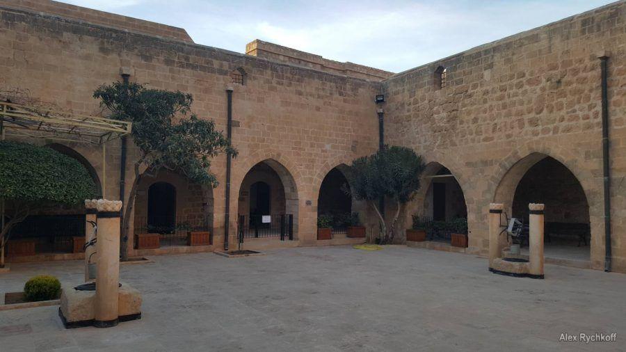 Deyrulzafaran Monastery