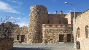 Отель Kasr-i Nehroz (бывшая церковь Mor Had Bşabo)