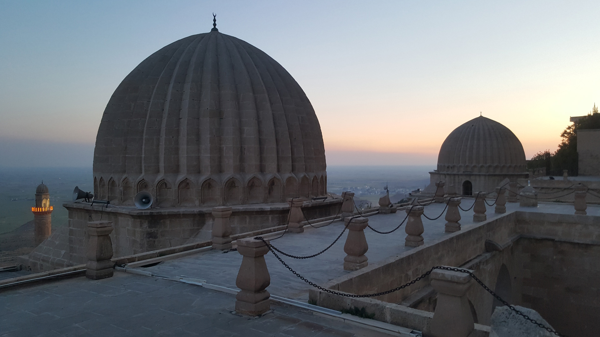 Zinciriye (Sultan İsa) Madrasa in the historical part of Mardin