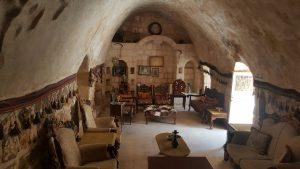 Интерьеры Midyat Mağaraları