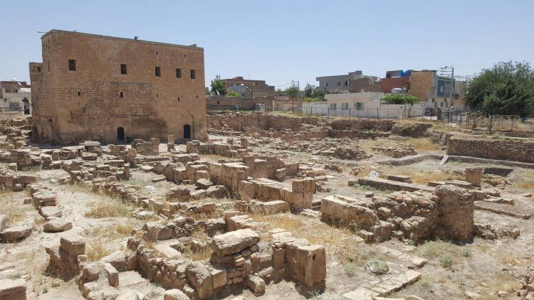 Древний город Нусайбин на перекрестке торговых путей Востока