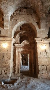 Архитектура монастыря