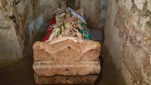 Гробница св. Иакова в монастыре Мор Якуб