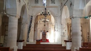 Сурианская (ассирийская) церковь Мор-Барсармо в старом Мидьяте