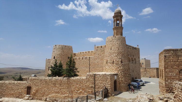 Деревня Гюльгезе и церковь Мор Хадбшабо: в самом сердце Тур-Абдина